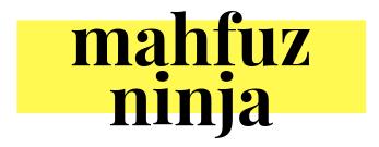 Mahfuz Ninja